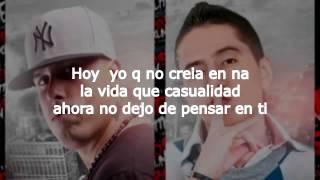LOS PERROS SE ENAMORAN   Nicky Jam Ft Andy Rivera con letra 2013