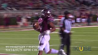Magnolia Bulldogs vs Magnolia West 10-20-17
