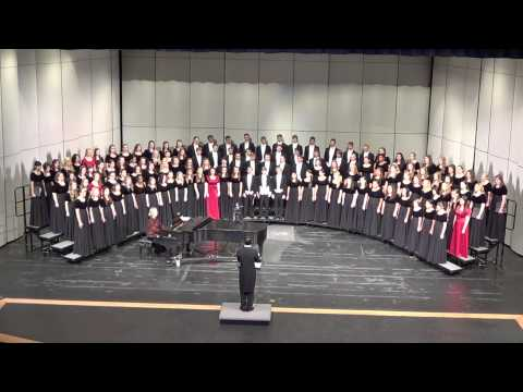 O Holy Night - Norman North Combined Choirs - 12/18/12