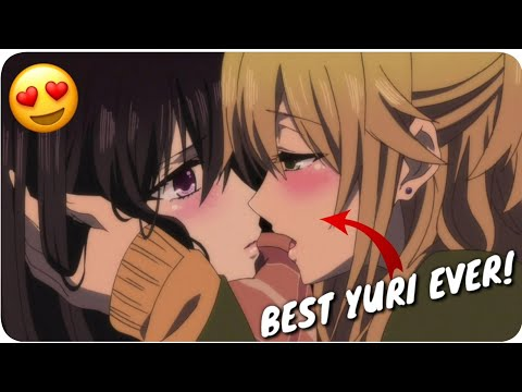 Citrus ~ Yuzu X Mei ~ Best Yuri Moments【FULL HD 60FPS】