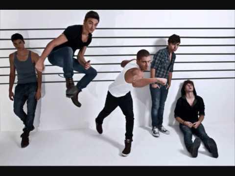 The Wanted - Kickstarts lyrics