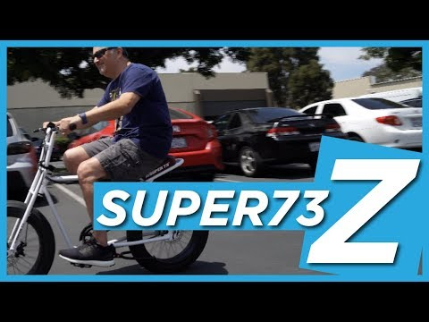 Super 73 Z First Ride...and a Discount Code!!