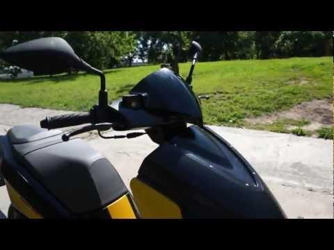 Обзор скутера Benelli Arrow