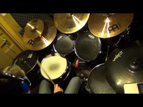 Rotting Christ - Eon Aenaos Drum Cover