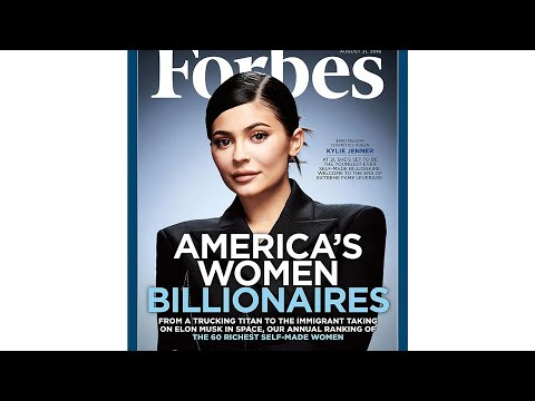 Kylie Jenner Youngest Forbes Billionaire REACTION