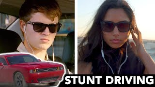 Video I Tried Stunt Driving Like Baby Driver MP3, 3GP, MP4, WEBM, AVI, FLV Januari 2018