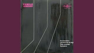 Kocsiút az éjszakában - Dalciklus kontraaltra és 7 előadóra, Ady Endre verseire (1970) -...