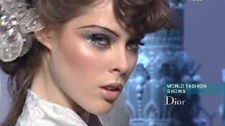 Christian Dior Spring/Summer 2008 Edited Show  EXCLUSIVE  Paris, October 1, 2007  High Quality (HQ)© LLC «World Fashion Channel»