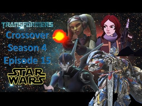 Transformers and Star Wars Crossover: Rise of the Rebellion (Season 4) (Episode 15) (Season Finale)