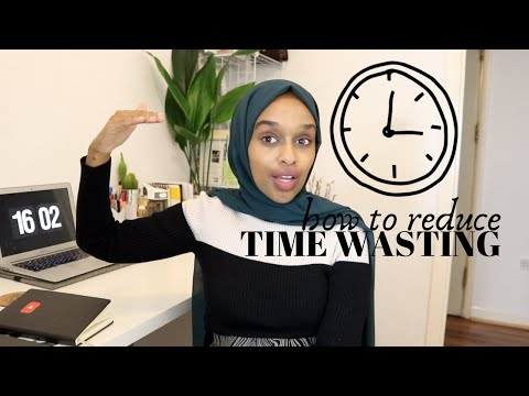 How To Stop Wasting Your Time | RESET YOUR LIFE FOR 2020