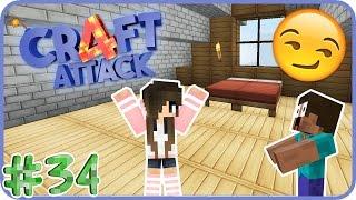 Ive erkundet mein Schlafzimmer! - CraftAttack 4 #34 mit Ive