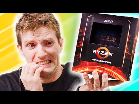 It's hard to watch, but I can't look away - Threadripper 3990X