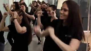 Flashmob 10º Aniversario IOC Clínica Dental