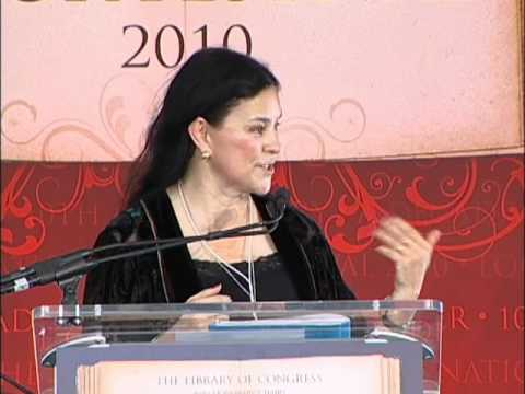 Diana Gabaldon at the 2010 National Book Festival