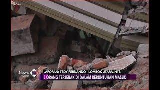 Video Masjid Jami'ul Jemaah Roboh, Warga Dengar Suara Wanita Dibalik Reruntuhan - iNews Sore 06/08 MP3, 3GP, MP4, WEBM, AVI, FLV Oktober 2018