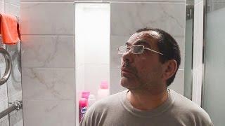 Потолок в ванную 3 м<sup>2</sup>