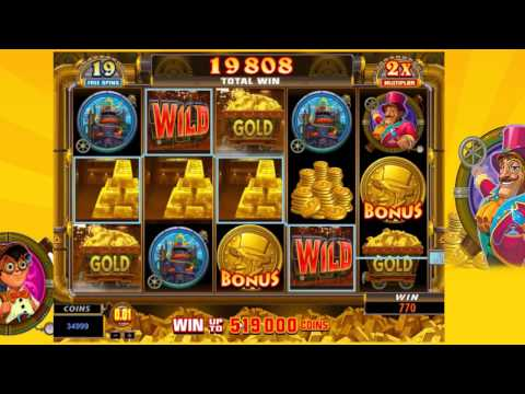 Gold Factory online slots game [GoWild Casino]