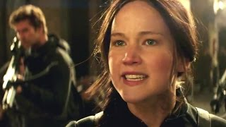 The Hunger Games: Mockingjay Part 2 TRAILER 2 (HD) Jennifer Lawrence THG Movie 2015 - YouTube