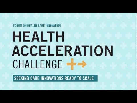 Health Care Acceleration Challenge Finalists