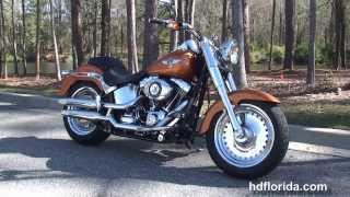 7. New 2014 Harley Davidson FatBoy Motorcycles for sale - New Model Arriving August 2014