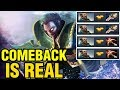 Comeback Is Real  Kunkka With 2 Daedalus And 2 Divines  Dota 2