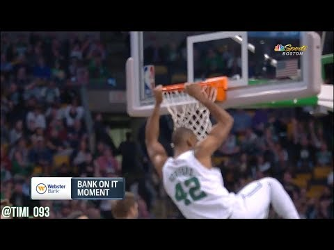 Al Horford Highlights vs Dallas Mavericks (17 pts, 8 reb, 8 ast, 2 stl, 3 blk) - YouTube