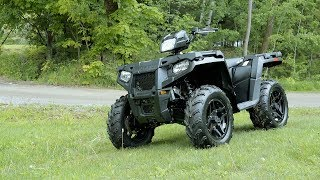 2. Full REVIEW: 2017 Polaris Sportsman 570 SP
