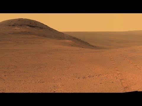 NASA:  місію марсоходу Opportunity завершено офіційно
