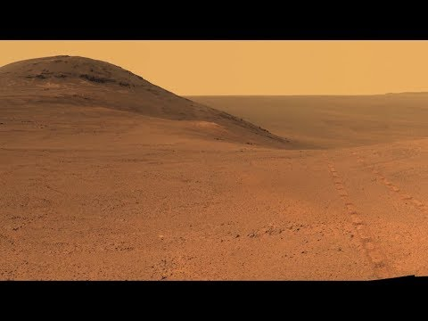 NASA Rover Completes Mars Mission