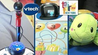 Toy Fair 2018: VTech & LeapFrog's LeapStart 3D, Kidi Star and More!