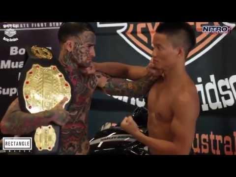 這個拳擊手囂張的挑釁對手,接下來他渡過了一生當中最難熬,地獄般的20秒!