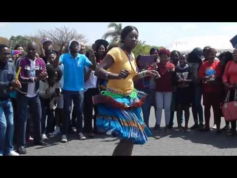 TUT Xitsonga dances