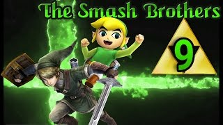 The Smash Brothers Ep. 9 – The Legend of Zelda: A Link to My Cam show