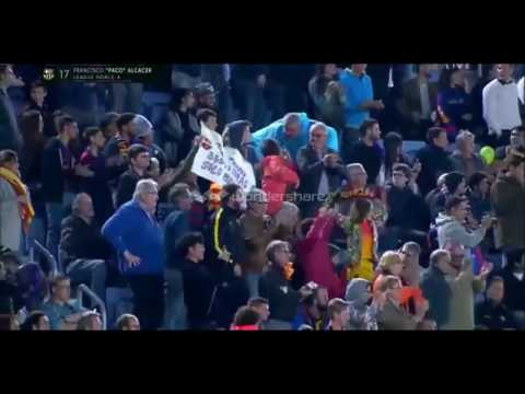 Barcelona vs Real Sociedad 3-2 - All Goals  Highlights - La Liga 15/04/2017 HD