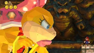 Bowser's Daughter in New Super Mario Bros. Wii