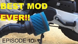 9. BEST FREE MOD FOR A FASTER SCOOTER - EPISODE 10