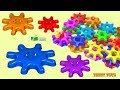 Techno Kids Stack & Spin Gears Unboxing | The Learning Journey Educational Toys | Tubey Toys