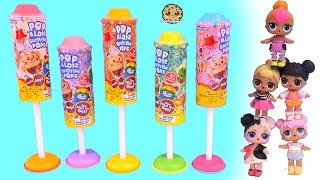 Video Pop A Lotz Surprise Pops Blind Bag Scented Toy Popping Poppers ! MP3, 3GP, MP4, WEBM, AVI, FLV Maret 2019