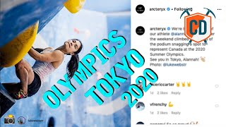 Alanah Yip + Colin Duffy QUALIFY For Tokyo 2020 | Climbing Daily Ep.1617 by EpicTV Climbing Daily