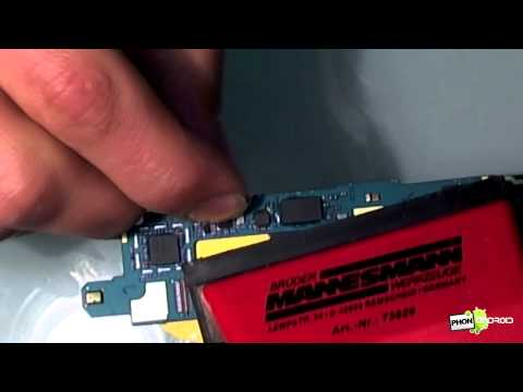 comment reparer un switch