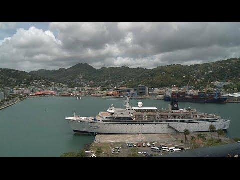 Σε καραντίνα το κρουαζιερόπλοιο με τους Σαϊεντολόγους λόγω ιλαράς…