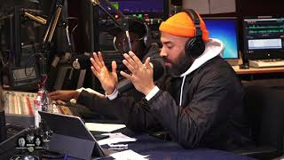 Video Ebro in the Morning Calls Out Donald Trump After 'S***hole' Comments Towards Haiti & Africa MP3, 3GP, MP4, WEBM, AVI, FLV Juli 2018