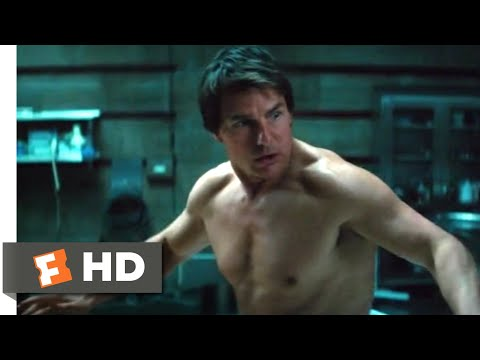 The Mummy (2017) - Nick Wakes Up Scene (2/10) | Movieclips