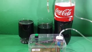 How to make Electronic Soda Dispenser
