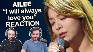 "Video ""Ailee - I will always love you"" Reaction MP3, 3GP, MP4, WEBM, AVI, FLV Agustus 2018"