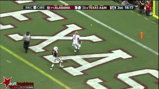 AJ McCarron vs Texas A&M (2013)