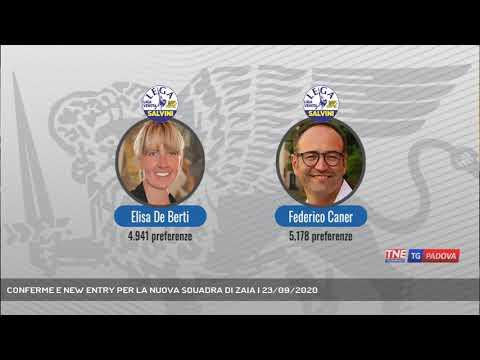 CONFERME E NEW ENTRY PER LA NUOVA SQUADRA DI ZAIA | 23/09/2020