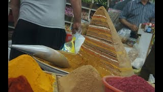 Bahrain Markets Travel Food Blog - Fish Meat & Vegetable Market A little look at the meat, fish and vegetable markets in the...