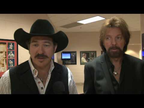 Brooks & Dunn Backstage at The Last Rodeo