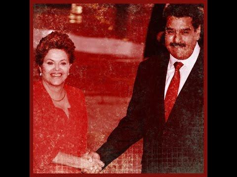 Venezuela: PT a favor da ditadura e contra os brasileiros